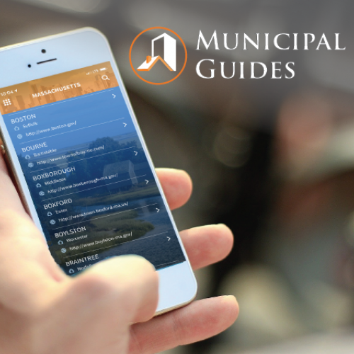 Municipal Guide App Logo & Phone